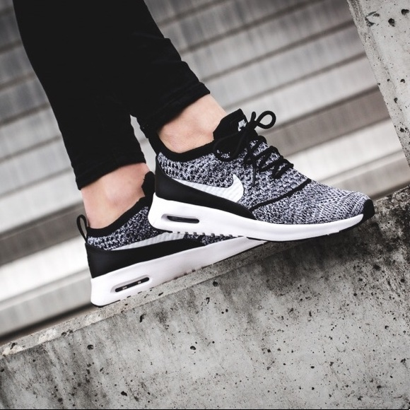 1cb31d30f4 Nike Shoes | Air Max Thea Ultra Flyknit Oreo | Poshmark